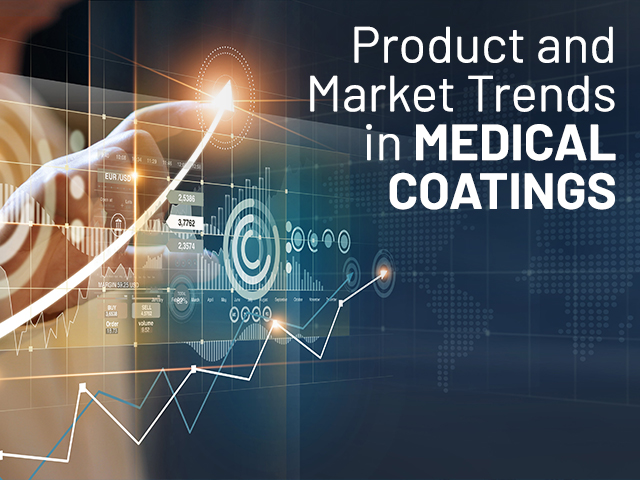 Transcontinental Advanced Coatings product and market trends in medical coatings graphic