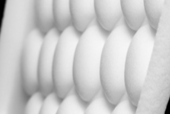 Example of polurethane foam designed by companies like Encorus Group