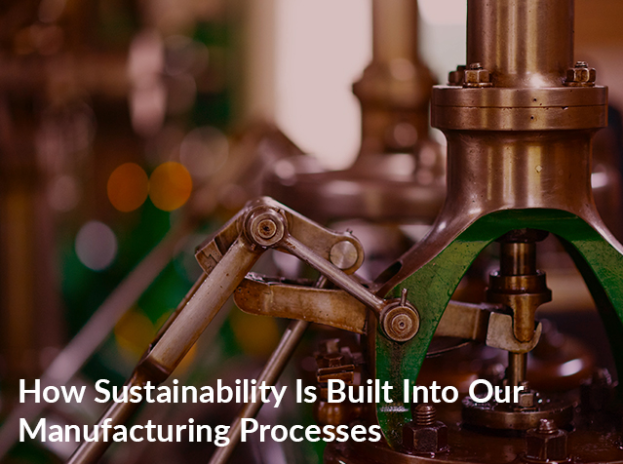 how sustainability is built into our manufacturing process promo photo