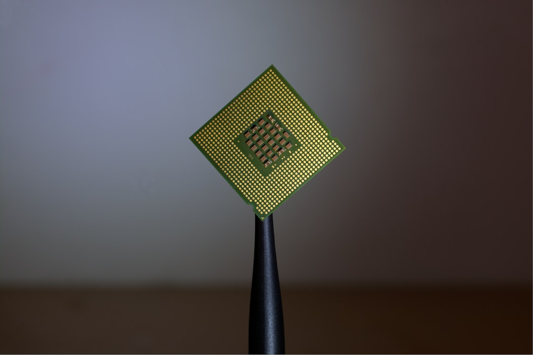 computer chip used for medical technology